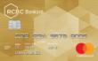 RCBC Gold Mastercard