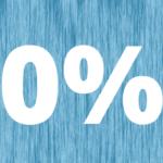0% installment plan