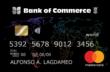 Bank of Commerce World Mastercard
