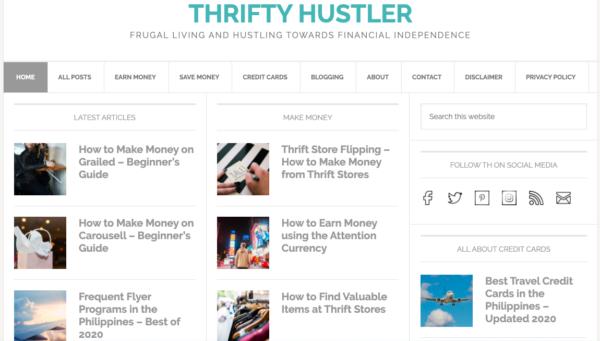 Thrifty Hustler